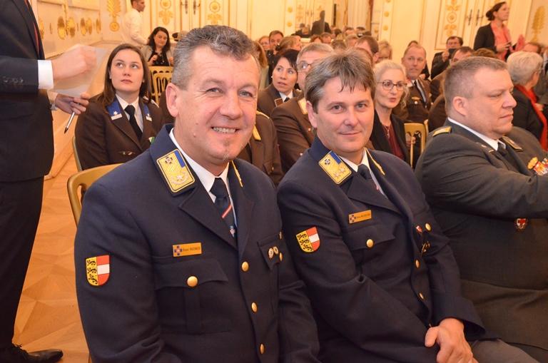 Verleihung Bundes-Ehrenzeichen